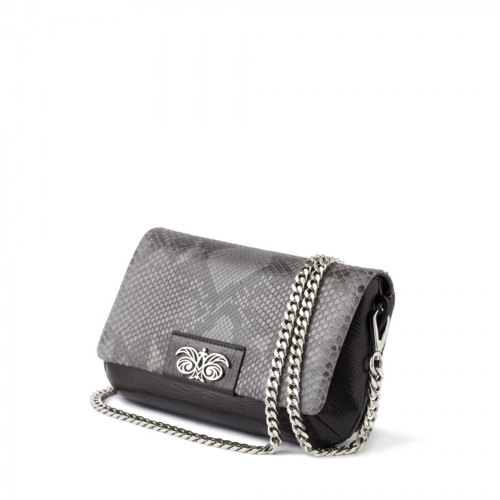 Small handbag in python