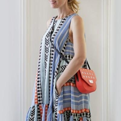 Small shoulder bag « DINA...