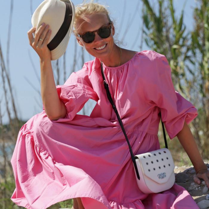 """small flap bag """"DINA ROCK"""""""