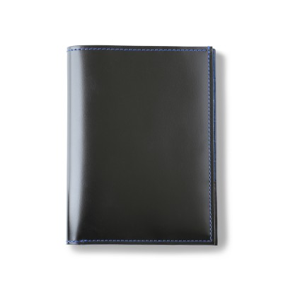 luxury calfskin wallet