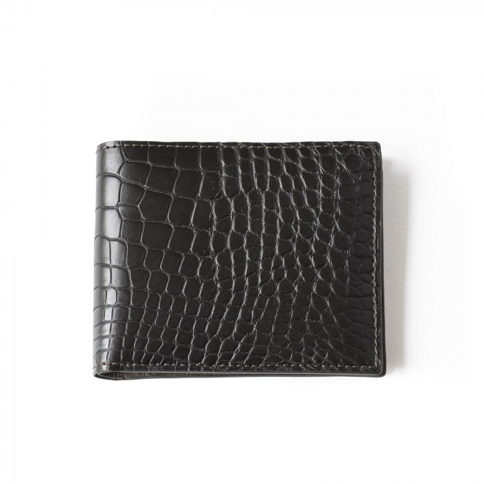 """SAINT GERMAIN"" crocodile wallet"