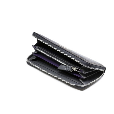 Leather continental wallet...