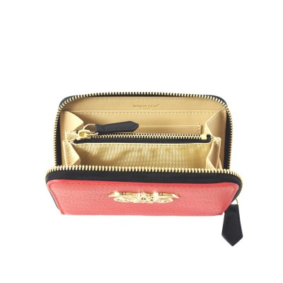 Compact zipped wallet...