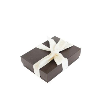 Porte-clés et bijoux de sac POMPON en agneau - boîte cadeau