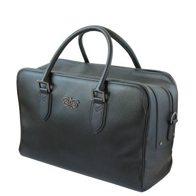 """48h handbag """"JET LAG"""" - Black"""