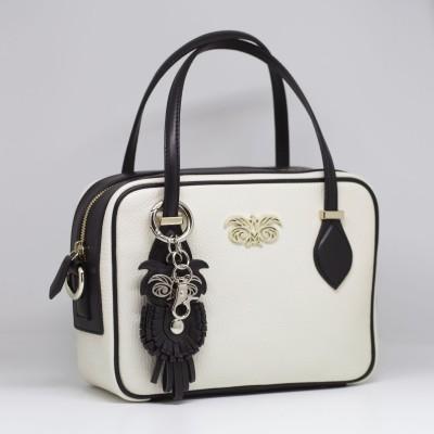 """bag decoration """"OWL"""" - Black"""