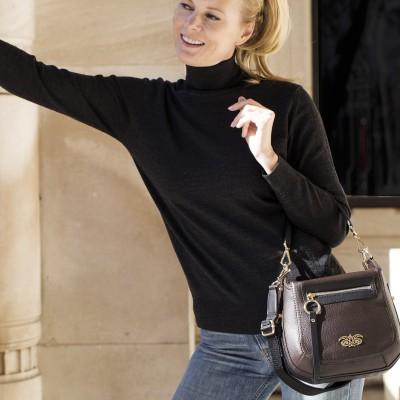 """sac double porté """"petit..."""