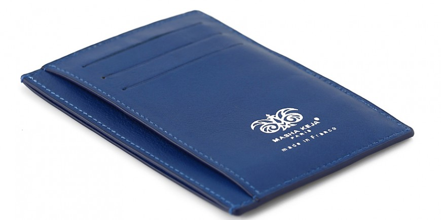 VERTICAL men's card holder